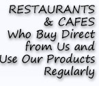 Restaurants and Cafes
