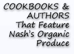 Cookbooks and Authors