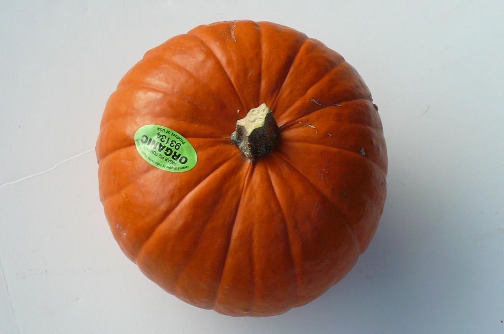 pumpkin-sugar pie