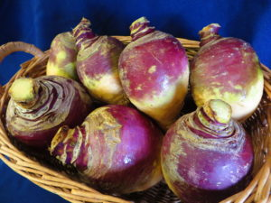Creamy, Smoky Whipped Rutabaga | Recipes from Nash's Organic Produce